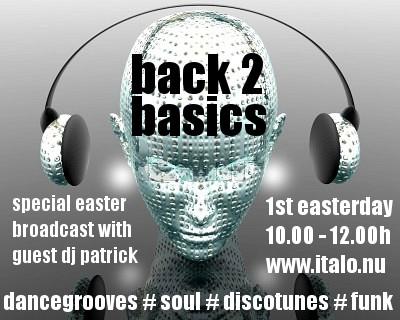 Back 2 Basics Easter Special