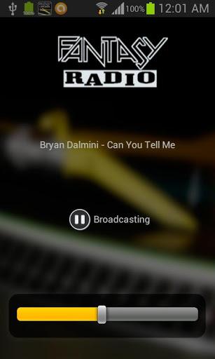 fantasy-radio-app