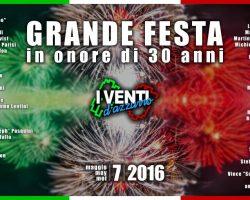 """30 years of """"I Venti d'Azzurro"""""""