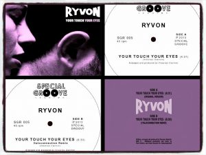 Cover_Ryvon - Your Touch Your Eyes