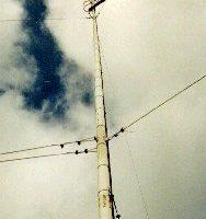 Den Haag  Radio mast 23m 93Mhz 1996-1997