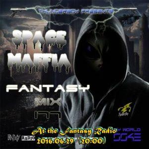 Space Maffia front