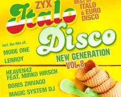 VA ZYX Italo Disco New Generation Vol. 8