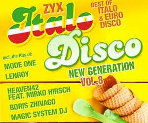 VA ZYX Italo Disco New Generation Vol. 8