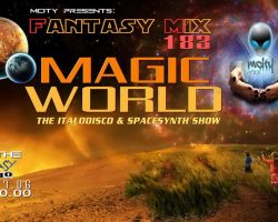 MCITY Presents – Magic World- SpaceSynth show