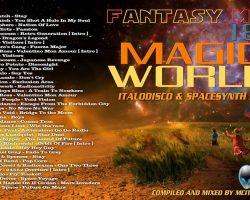 MCITY – Magic World – Playlist