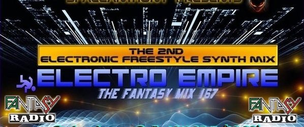 SpaceAnthony Presents – Electro Empire – SpaceSynth Show