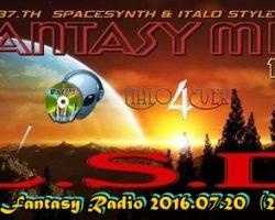 MCITY  Presents – Fantasy Mix 137
