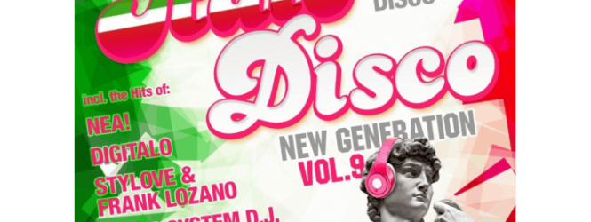 V.A. ZYX Italo Disco New Generation Vol. 9