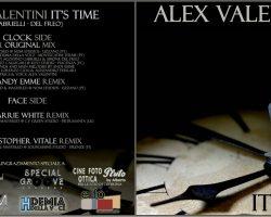 Alex Valentini – It's Time (Maxi-Single)