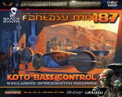 SpaceAnthony presents – Koto Bass Control – SpaceSynth MegaMix
