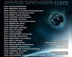 A.I. Fantasy Mix – 190 – Tracklist