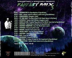 Fantasy Mix 3 – Playlist