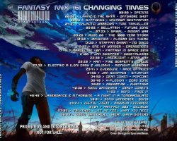 SpaceAnthony Presents – Changing Times – Playlist