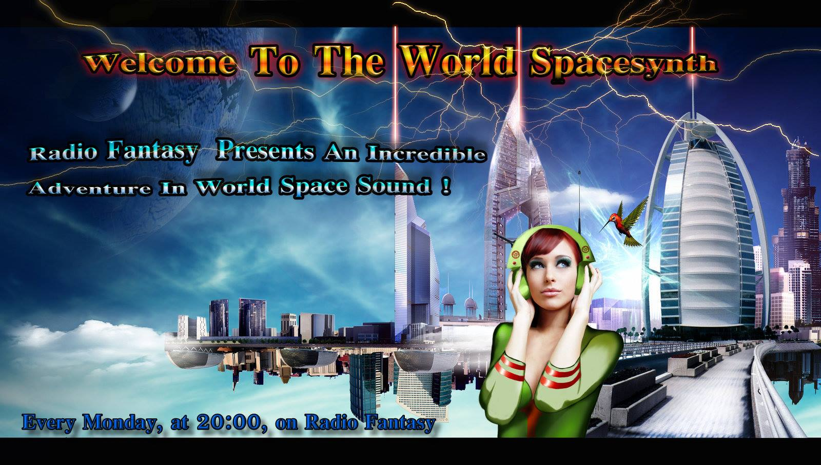 Adventures in the World SpaceSynth with SpaceCsoky