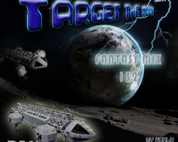ThunderBoy Presents – Target The Moon – SpaceSynth Mix