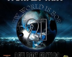 SpaceAnthony & SpaceCsoky Presented – New World Is Born – Spacesynth Mix
