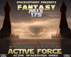 SpaceAnthony Presents – Fantasy Mix 175