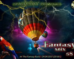 SpaceCsoky Presented – Fantasy Mix 58