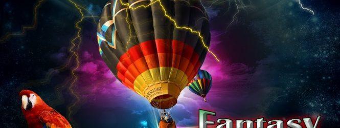 SpaceCsoky Presented – Fantasy Mix 58