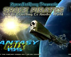 SpaceAnthony Presents – Space Pirates SpaceSynth Show