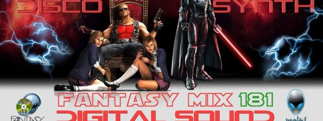 Fantasy Mix 181 by MCITY