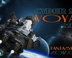 "Cyber Space "" Voyage "" – Fantasy Mix 198 by mCITY"
