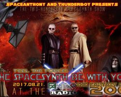 SpaceAnthony & ThuderBoy Presents – Fantasy Mix 200