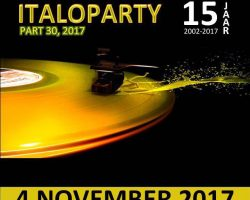 Italo Party Wollebrand 4 nov 2017