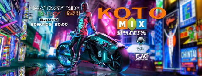 Fantasy Mix 124 –  KOTO MiX – by mcity