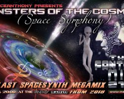SpaceAnthony presented – Fantasy Mix 215