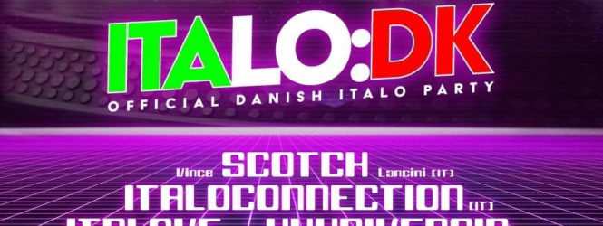 Italo:DK 29 and 30 March 2019 (Denmark)