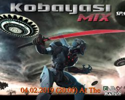 SpaceCsoky presented -Kobayasi Mix