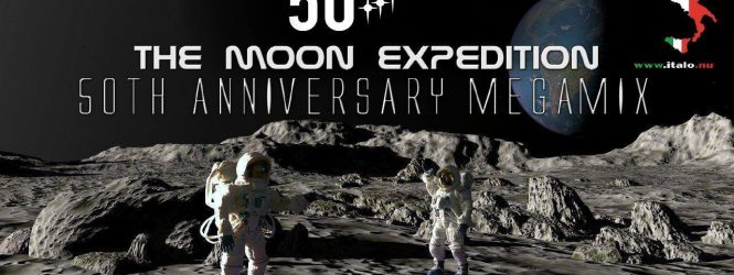 SpaceAnthony  presented –   The Moon Expedition –                           SpaceSynth  MegaMix