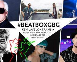 BeatBoxGbg 2019 – Italo Disco Festival 21-9-2019