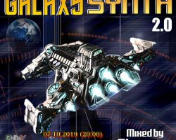 SpaceCsoky presented – Galaxy Synth 2.0 – mixed by Alex Mix