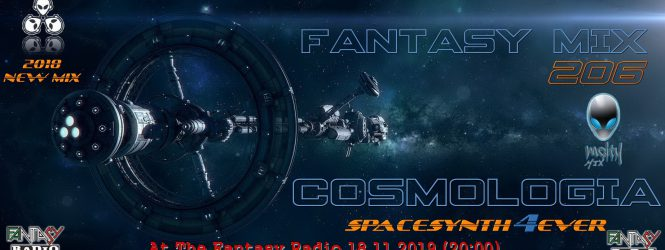 Fantasy Mix 2O6 – Cosmologia  By mCITY 2O18