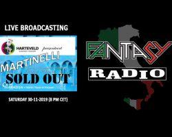 30-11-2019 Saturday Live Broadcasting Martinelli (Italo Party)