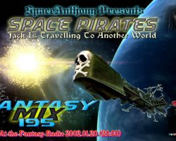 Fantasy Mix 195 – Space Pirates (by SpaceAnthony)