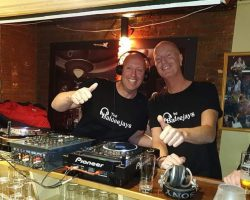 Cafe Delierious Presents The Baldeejays