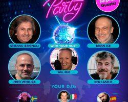 Retro Italo Party Bergamo