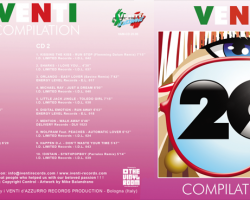 VAM-CD 20.06 I VENTI COMPILATION 6 (Double CD)
