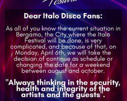 Italo Party Bergamo