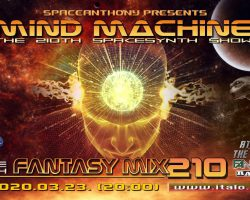 SpaceAnthony prensets –  Mind Machine – SpaceSynth Show