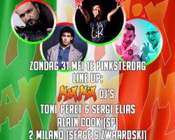 Teejater presents Club Italo XXL!