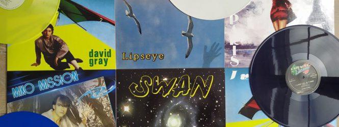 New Releases On I Venti Records