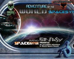 Every Monday, at 20:00, we invite you to a spacesynth show!   SpaceCsoky, SpaceAnthony, mCITY and ThunderBoy.