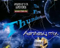 Fantasy Mix – The First ThunderStorm