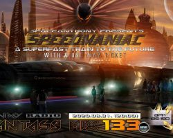 Fantasy Mix 133 – SPEEDMANIC – by SpaceAnthony