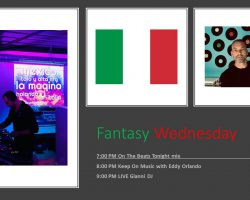 Fantasy Wednesday